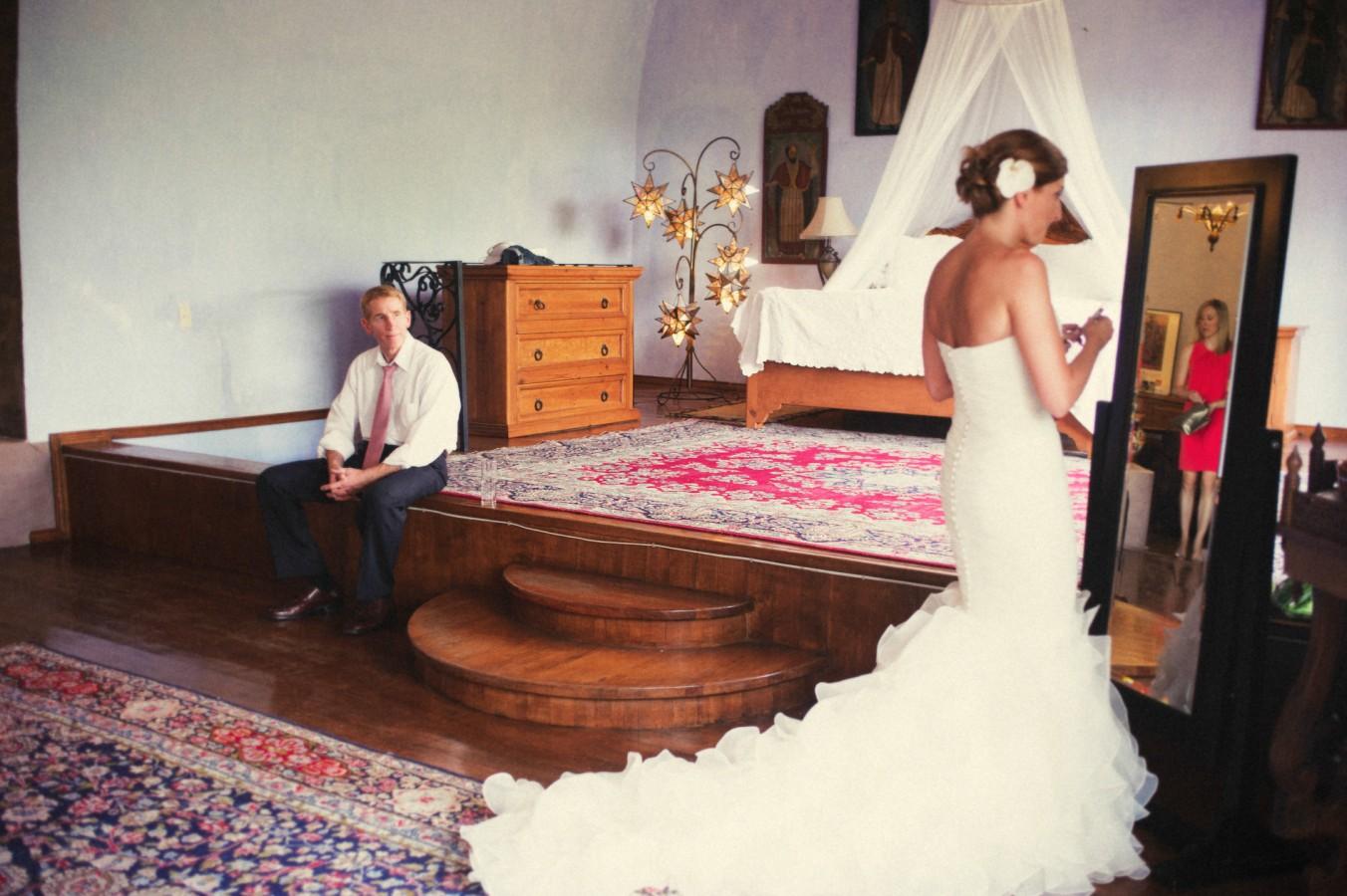 Hacienda las trancas wedding invitations